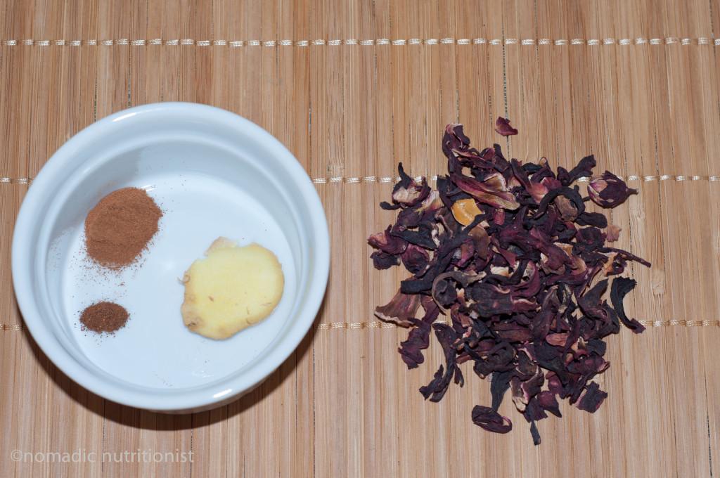 Sorrel ingredients