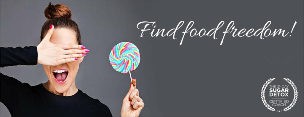 Find food freedom! The 21-Day Sugar Detox