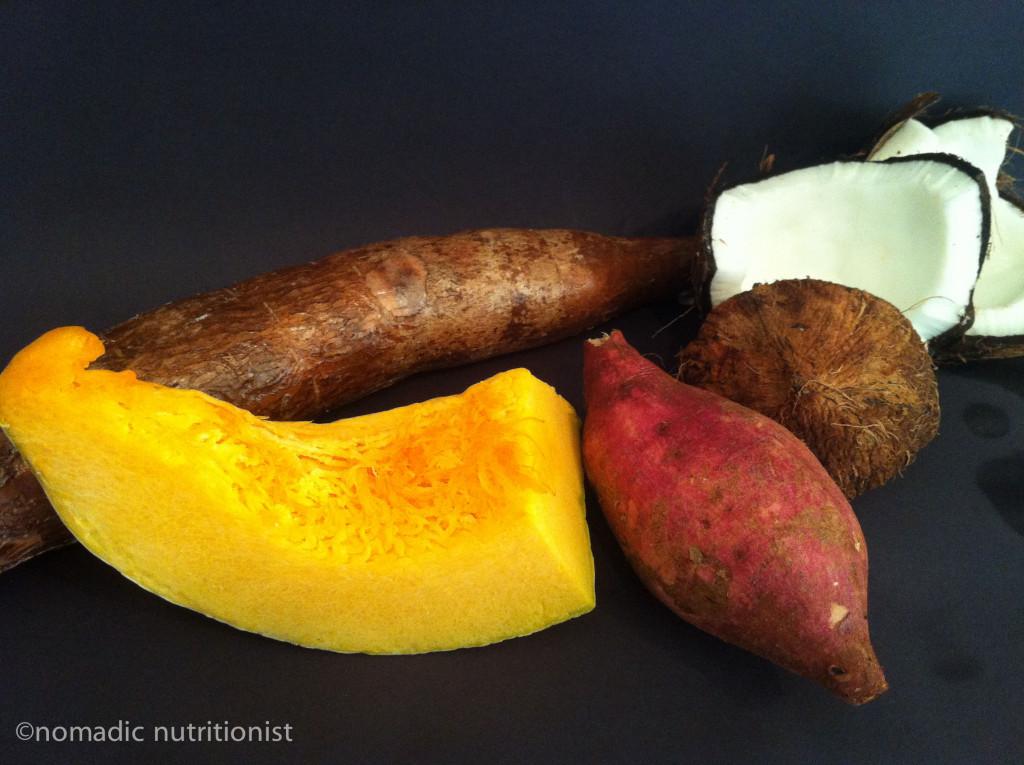 Cassava pone ingredients