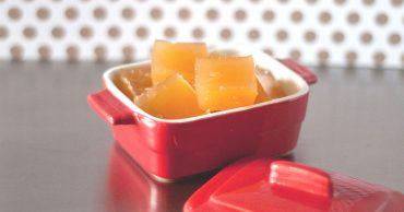 Honey & Lime gummie squares