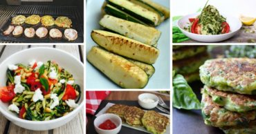 Easy zucchini recipe roundup