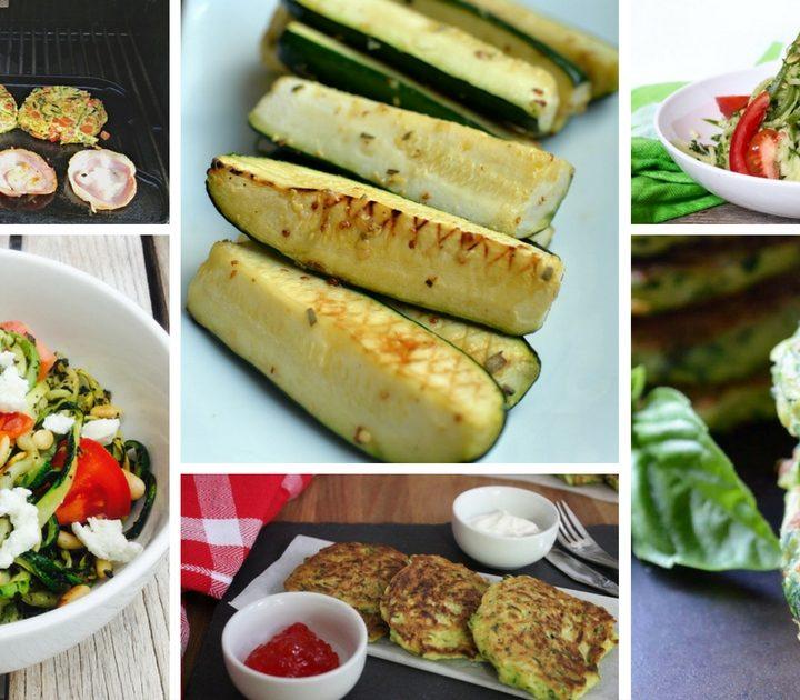 Easy zucchini recipe roundup