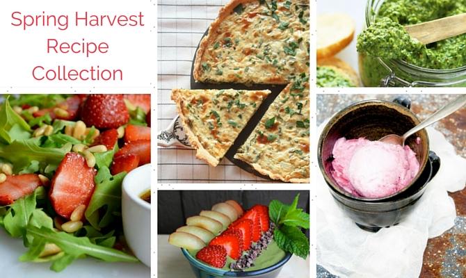 Spring Harvest recipe roundup