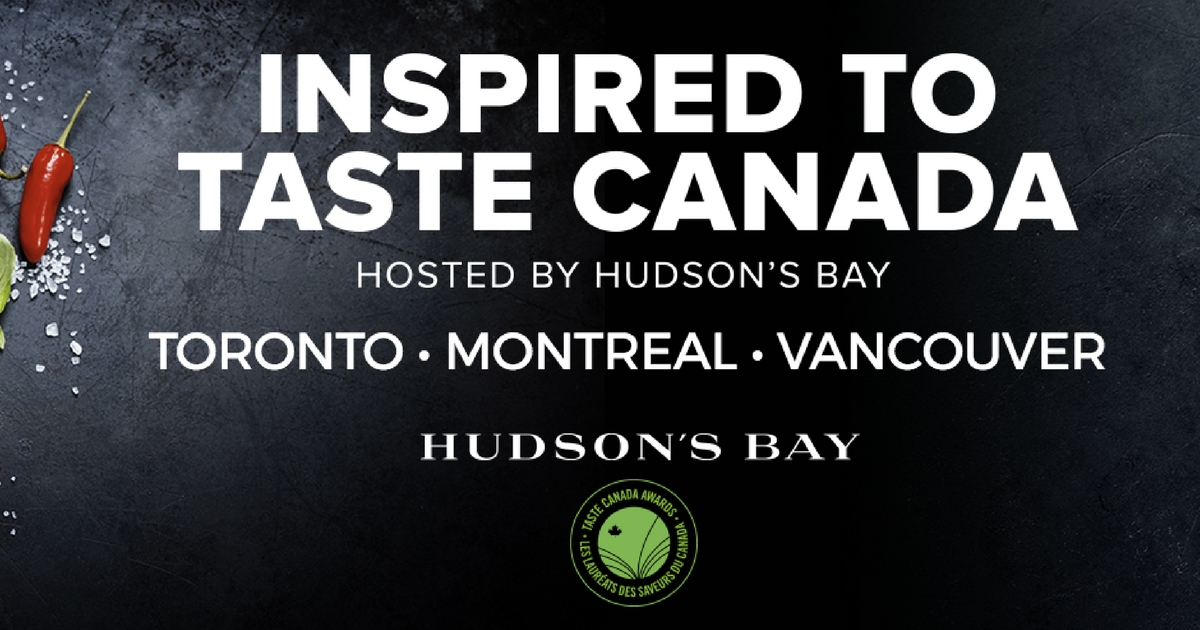 ... features Canadian cookbook authors in three cities: Toronto, Montreal  and Vancouver. The events are free but as space is limited (the Toronto date  sold ...